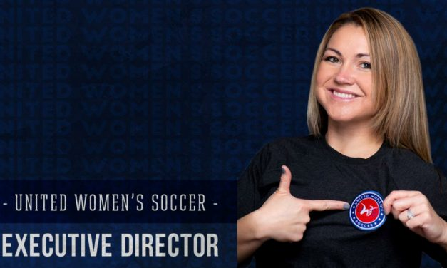 SOME EXECUTIVE ACTION: Cleaves named United Women's Soccer's executive director