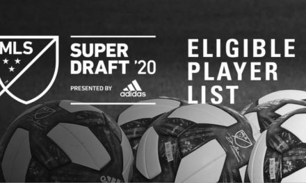 THEY'RE ELIGIBLE: 140 players can be selected in MLS SuperDraft