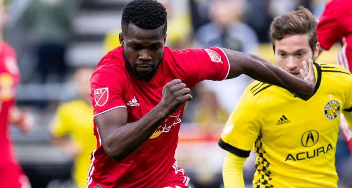AN OFFER THEY COULDN'T REFUSE: Red Bulls transfer Lawrence to Anderlecht