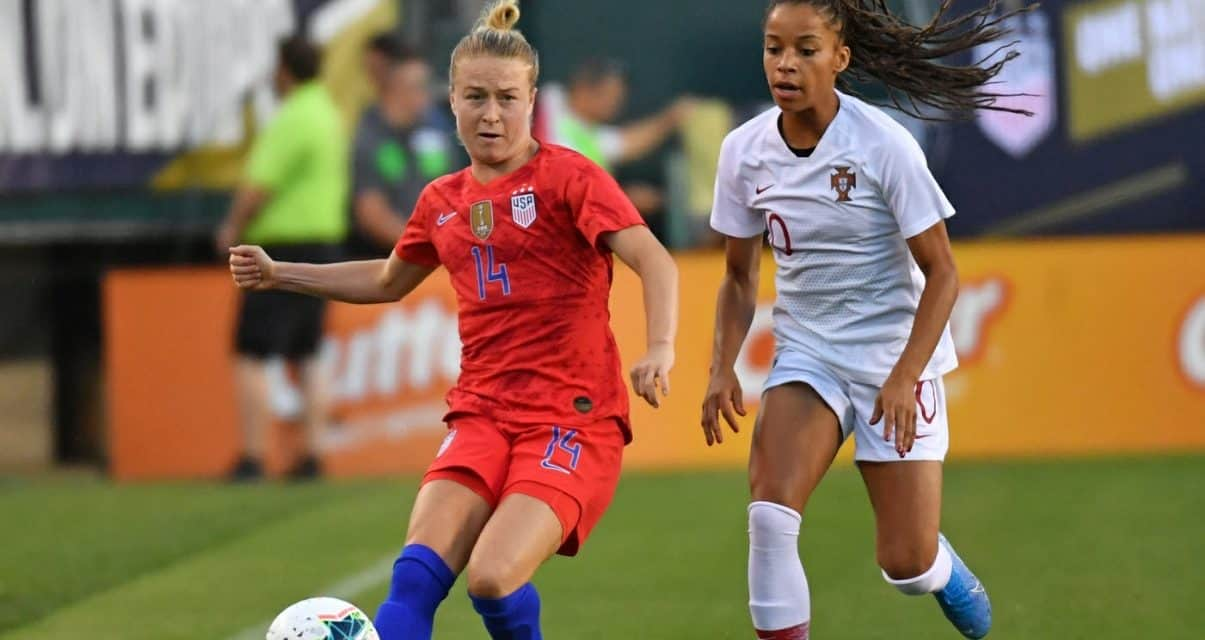 A FAREWELL SONNETT: Thorns FC deal USWNT defender to Orlando for first pick in draft