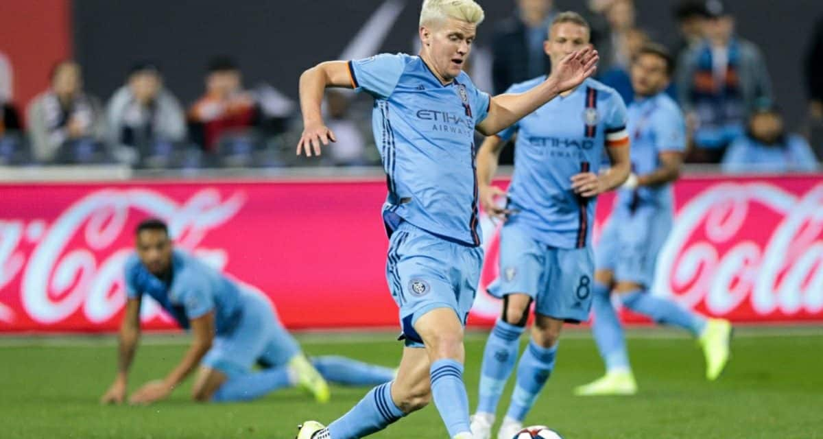 A LOANER NO MORE: Report: Benfica transfers Parks to NYCFC