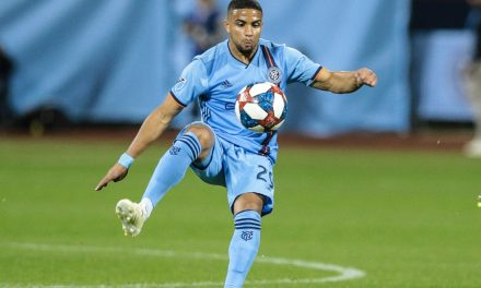HE'LL BE BACK FOR MORE: Tajouri-Shradi agrees to new multi-year contract with NYCFC
