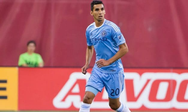 UP THE LADDER: Ballouchy named NYCFC assistant coach