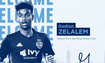 ADDING MIDFIELD DEPTH: NYCFC signs ex-Sporting KC player Zelalem