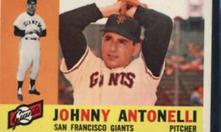 GOODBYE, JOHNNY: Former Lancers board of director member, baseball star Antonelli passes away