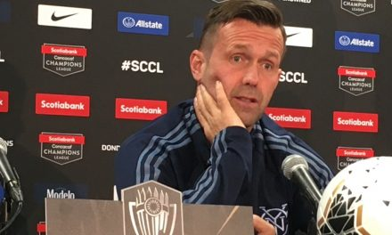 LOOKING AHEAD: Deila looks toward NYCFC's season opener
