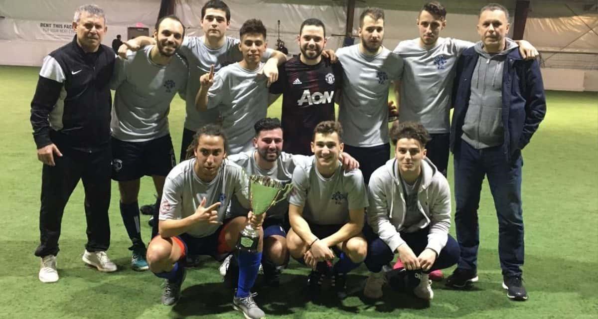 FOUR CHAMPIONS: Kosmos, College Point, Baldwin, Italians capture titles at the LISFL's Joe Goldberg Memorial tournament