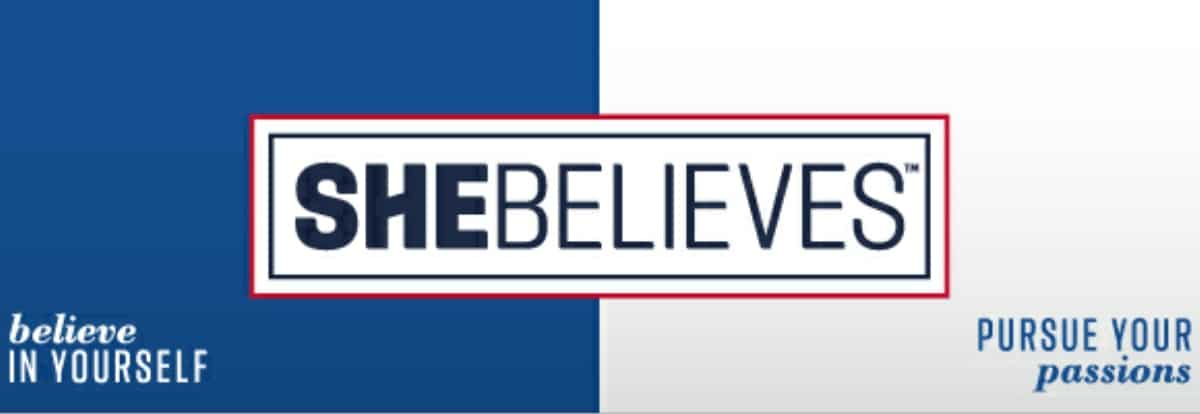THEY BELIEVE: 10 organizations named SheBelieves ambassadors