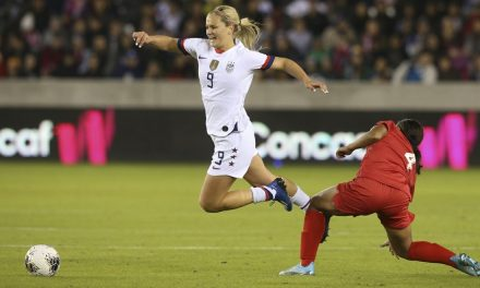 EIGHT WAS ENOUGH: Horan connects for hat-trick in USWNT's rout of Panama