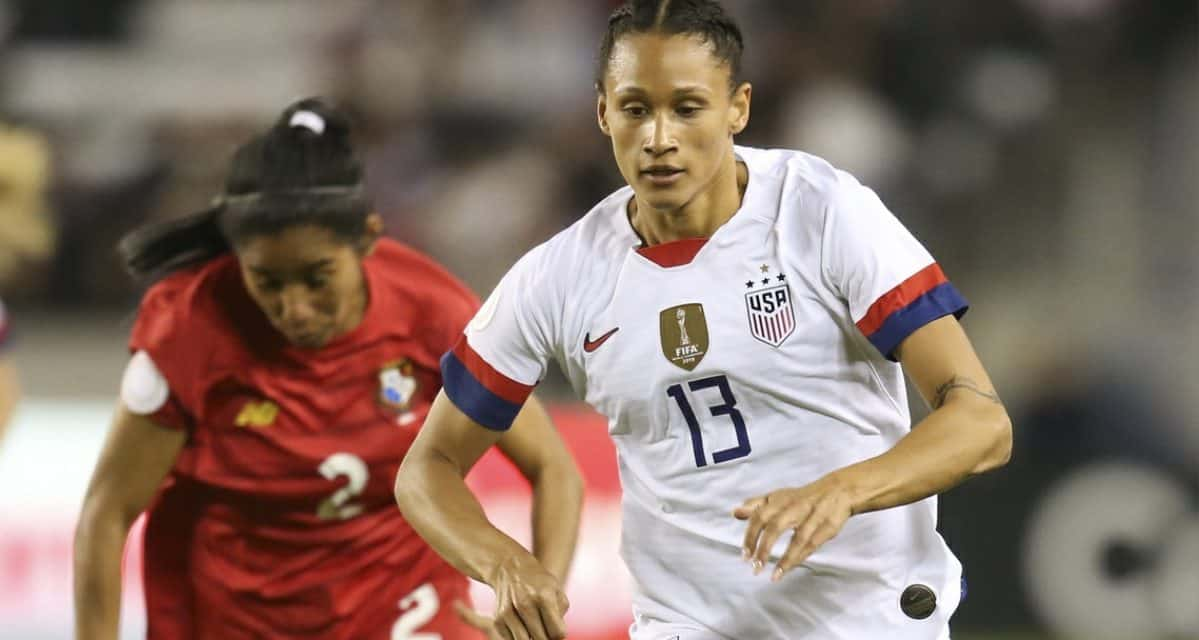 THE QUEENS OF CONCACAF – AGAIN: World champion USWNT bests Canada in Olympic qualifying final