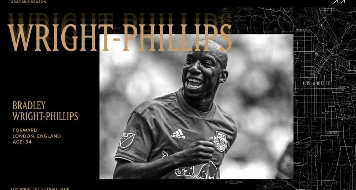 BWP AT LAFC: It's official: Ex-Red Bulls striker to fill the net on the west coast