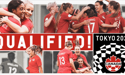 A CHANCE FOR ANOTHER MEDAL: Canada women qualify for the Olympics