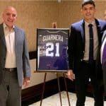 SPECIAL HONOR: Tottenville H.S. retires number of Cosmos defender Guarnera, Jr.