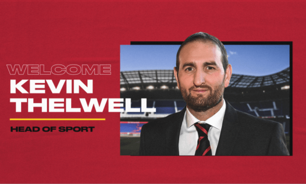 HIS NEW BOSS: Thelwell named Red Bulls head of sport, Hamlett will report to him