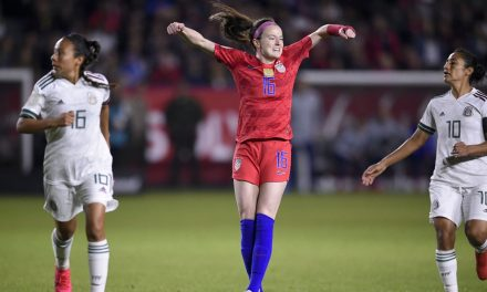 TOKYO BOUND: USWNT blanks Mexico, books Olympic spot for 7th consecutive time