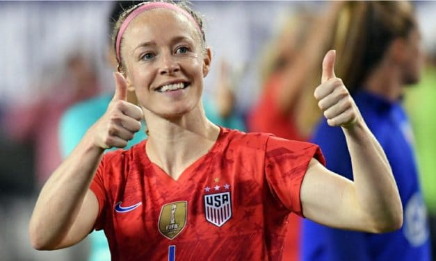 HEADING TO PORTLANDIA: Thorns FC acquires NWSL defender of the year Sauerbrunn from Royals FC