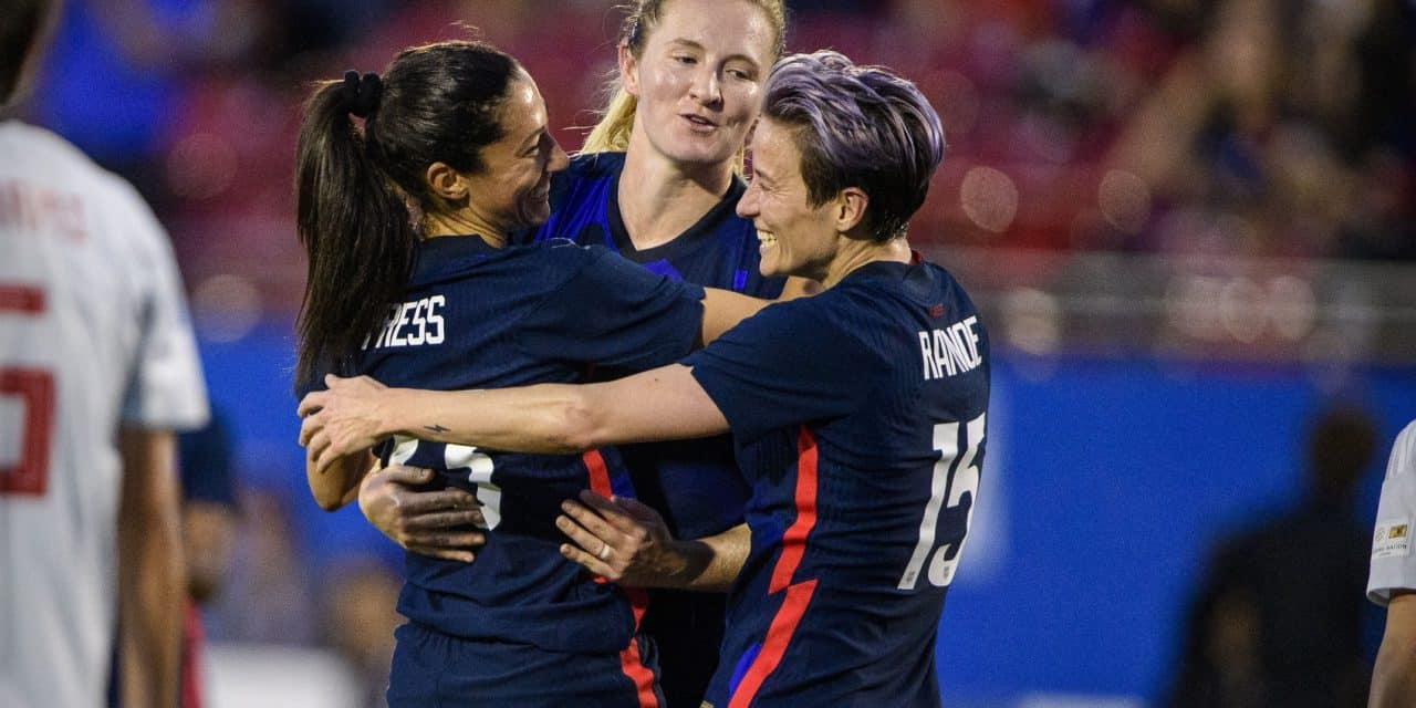 Image result for usa japan women's soccer she believes cup
