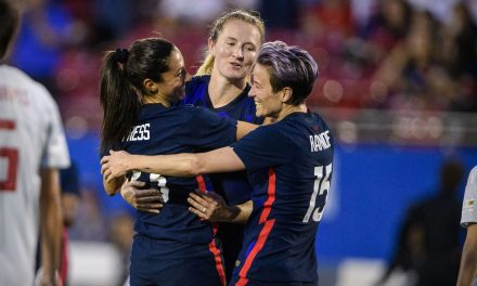 BELIEVE IT: USWNT beats Japan, wins SheBelieves Cup