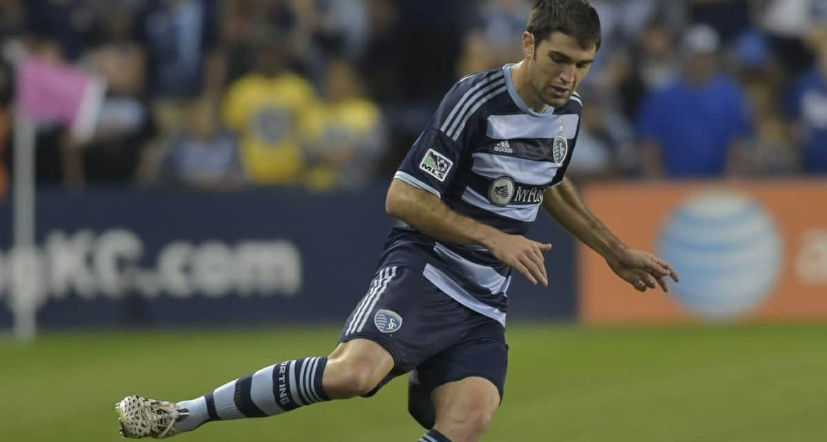 PITCHING IN: Ex-SKC's Dovale now a pharmacist in Spain