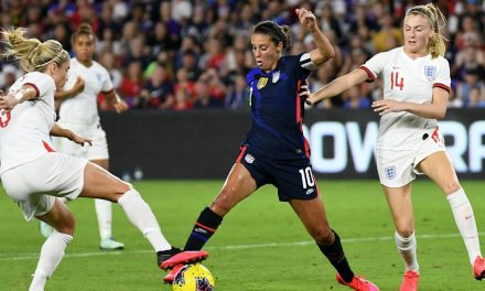 NO CONTEST: USWNT dominate England in SheBelieves Cup opener, 2-0