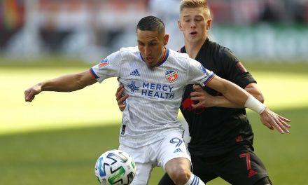 GETTING OFF THE RIGHT FOOT: Red Bulls edge FC Cincy in season opener