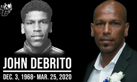 GOODBYE, JOHN: Ex-Southern Connecticut star, MetroStar, USMNT's John DeBrito passes away
