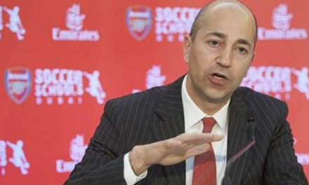 JAILED FOR STANDING UP: Ivan Gazidis remembers how his father risked his life vs. apartheid (repost)