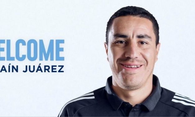 BULKING UP THE STAFF: Juarez joins NYCFC as an assistant coach