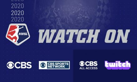 MULTI-YEAR LANDMARK DEAL: NWSL to be show on CBS platforms, Twitch for next 3 years