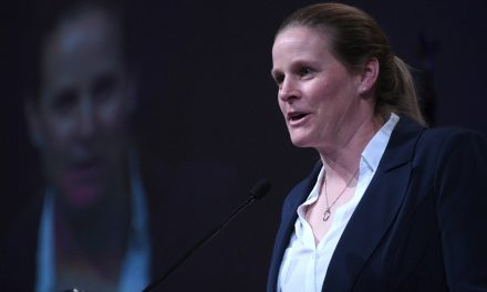 NATIONAL STORY NO. 2: Parlow becomes first woman president of U.S. Soccer after Cordeiro resignation