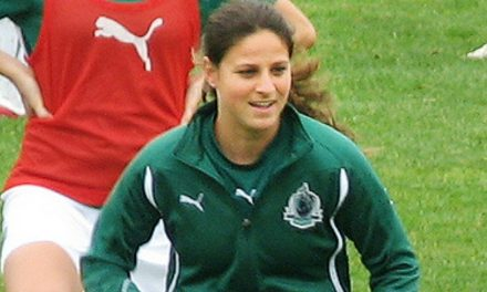 WOMEN'S SOCCER HISTORY MONTH (Special 4):  Tina DiMartino Setting an example as big sister (2009)
