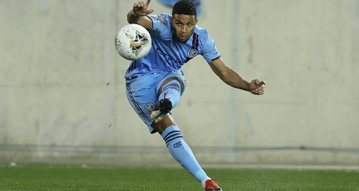 STOPPAGE-TIME HEART-BREAKER: NYCFC gives up late goal in 1st-leg home loss