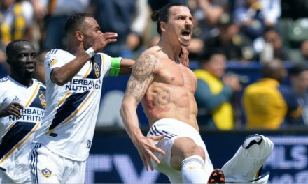 THE MAGICIAN IS IN: Watch Zlatan in 1st El Trafico match Monday night