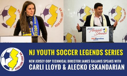 LET'S GO TO THE VIDEO: Take a look at NJYS's new legends series