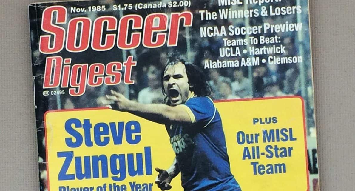OFFSIDE REMARKS: One writer's 25 most memorable indoor soccer games