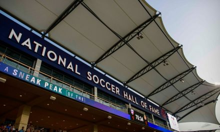 TOP HONORS: Hall of Fame, Toyota Stadium win construction award