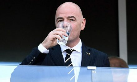 FIFA PRESIDENT: Infantino outlines his 3 priorities