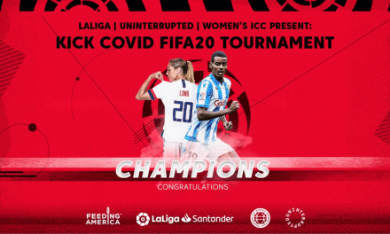 THE LONG ROAD TO VICTORY: LI native and USWNT member, Isak win Kick COVID FIFA20 tournament