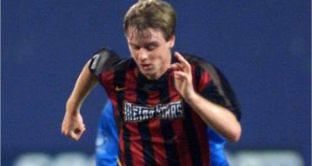 THE THREE AMIGOS: Former MetroStars draftees Magee, Gaven, Clark still alive and kicking in MLS a decade later