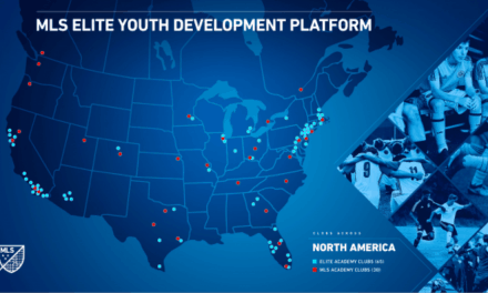 A NEW DEVELOPMENT: MLS unveils its Elite Youth Development Program