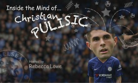 INSIDE THE MIND OF: Christian Pulisic on NBC Sports Thursday