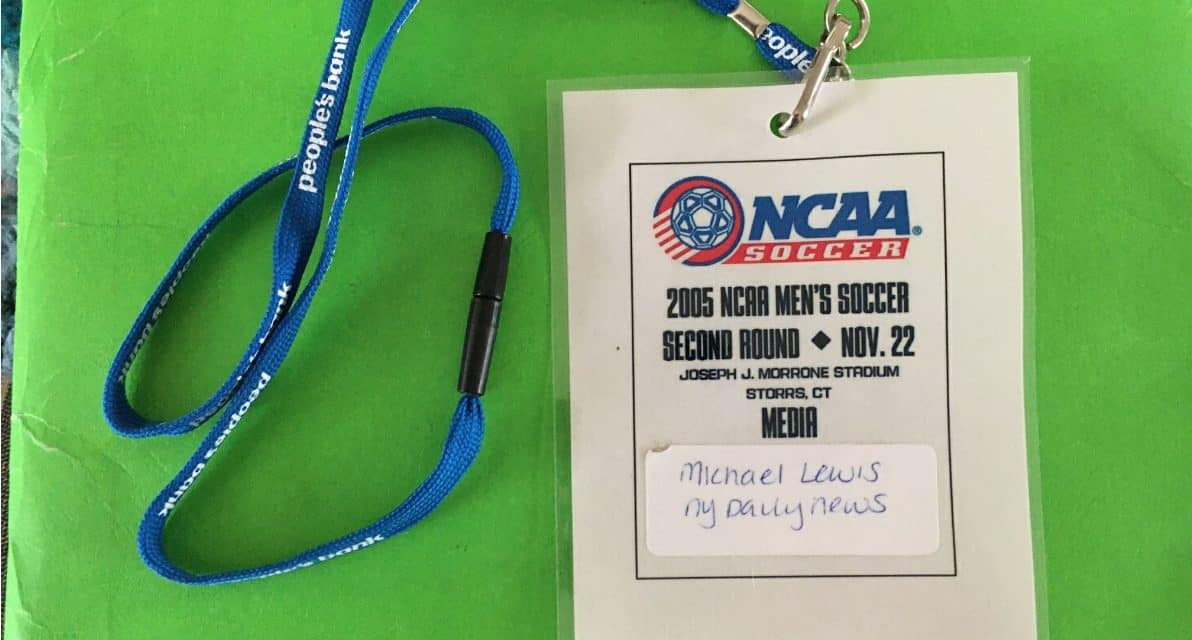 TAKING A PASS (DAY 9): Conned at UConn: When a reporter got locked in a stadium
