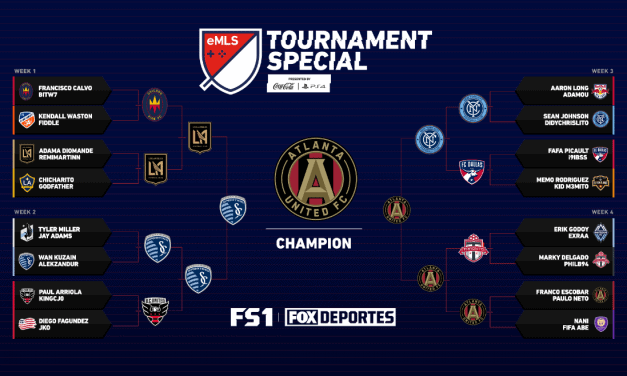 UNITED, THEY STAND TALL: Atlanta wins eMLS Tournament Special