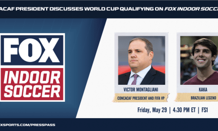 TALKING WORLD CUP QUALIFYING: Concacaf head to discuss 2022 process on FOX Indoor Soccer