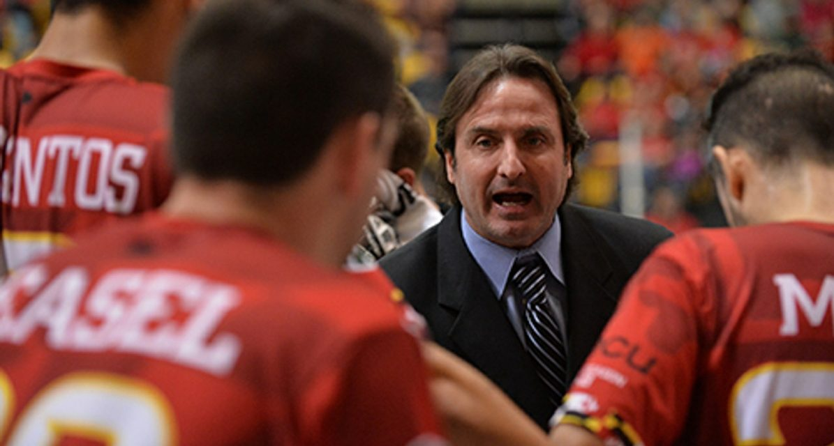 END OF AN ERA: Kelly leaves Blast after 14 seasons, assistant Bascome named new coach