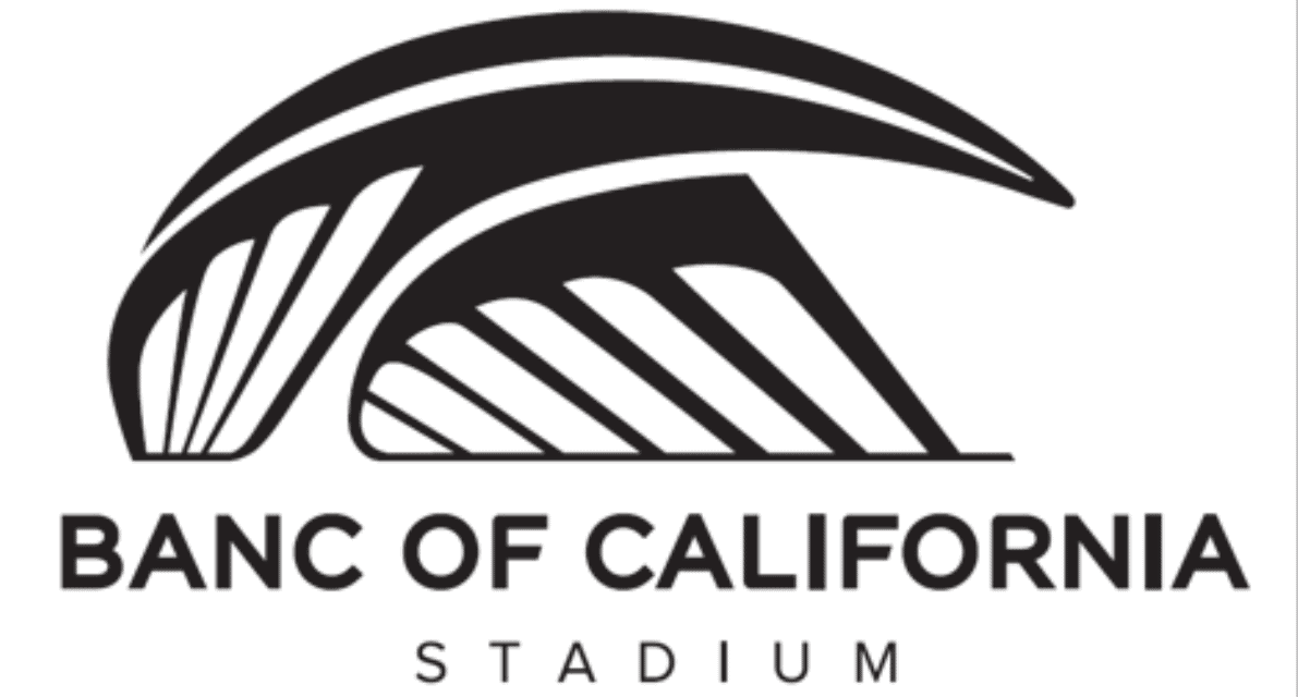 NOT BANKING ON THEM: Banc of California to step down as LAFC's naming rights holder; no time frame given