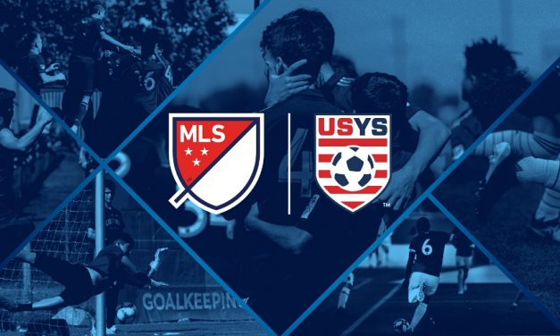 NEW PARTNERSHIP: Between MLS, US Youth Soccer to ID players