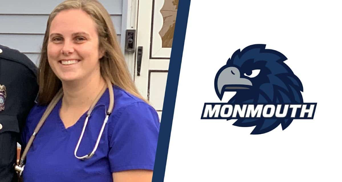 HAWK HEROES: A Q&A with former Monmouth player and current nurse Sarah Whelan
