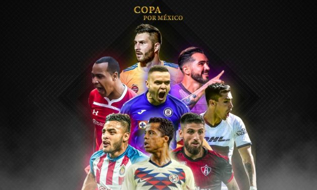 COPA POR MEXICO: Univision's TUDN to show 1st Copa por Mexico in July