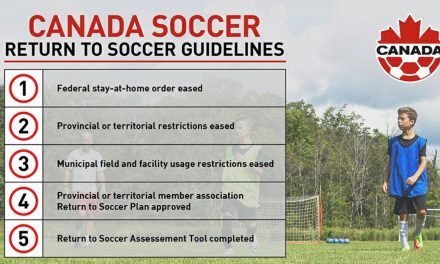 BOTH COASTS: Canada's Prince Edward Island, BC associations are eligible to return to soccer